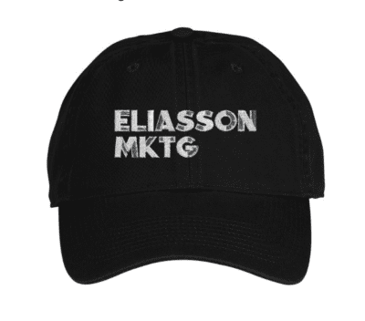 Eliasson Marketing Embroidered Hat