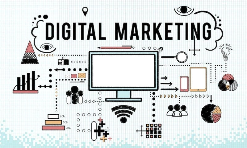 Make sure you're up to date on the latest digital marketing trends!