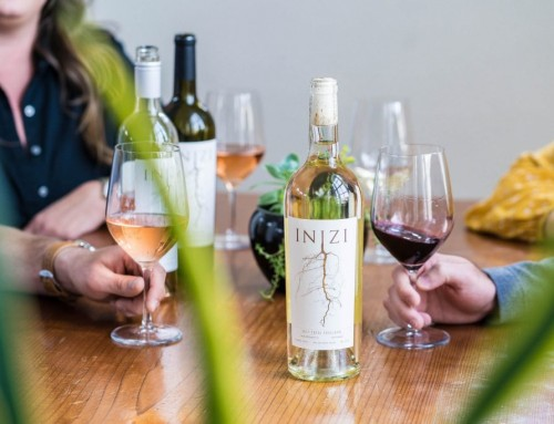 INIZI Wines: A Bottle of Wine Begins in the Vineyard